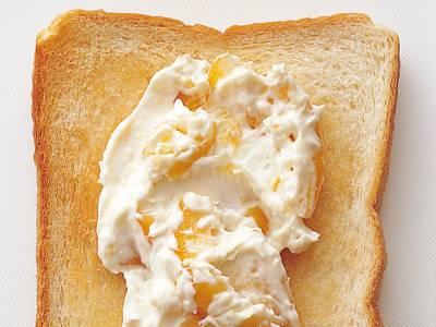 クリーム チーズ 焼く