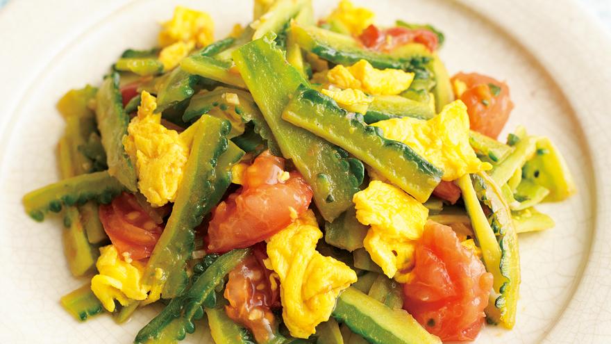 ゴーヤ 卵 レシピ
