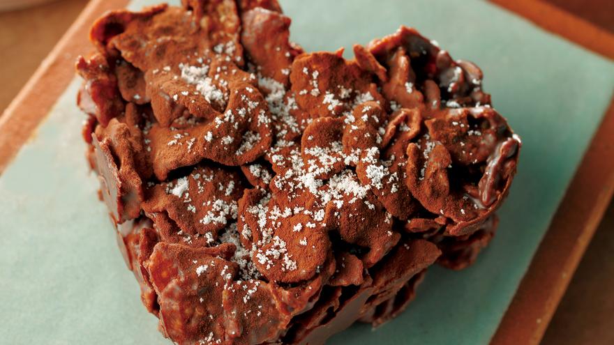 コーンフレークチョコ レシピ 城戸崎 愛さん |【みんなのきょう